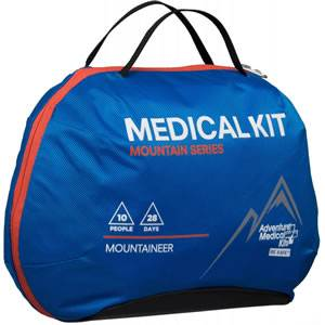 Mountaineer First Aid / Medical Kit - Advanced (SM0100-1009)