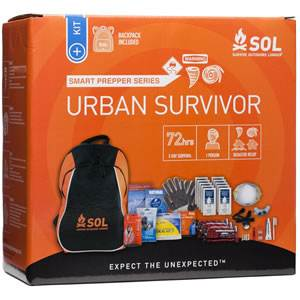 SOL Urban Survivor Kit (SM0140-1400)