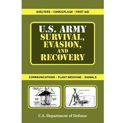 US Army Survival, Evasion & Recovery Manual (SM44050)
