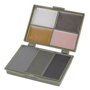 7 Color Facepaint Camouflage Compact (SM8219)