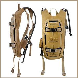 Geigerrig GUARDIAN Tactical Hydration Pack (Coyote) (SM85415)