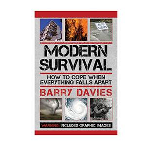 Modern Survival - How to Cope When Everything Falls Apart - Barry Davies (SMBK242)