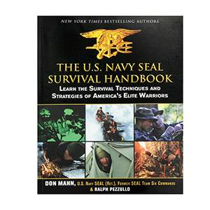 The U.S. Navy SEAL Survival Handbook (SMBK243)