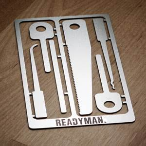 Readyman Hostage Escape Card Lockpick Set (SMRYM02)