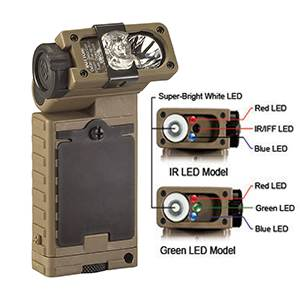 Streamlight Sidewinder Rescue Light (Coyote) (SMSTR14066)