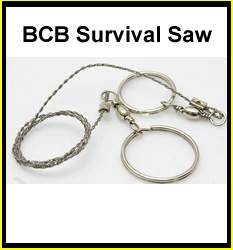 BCB Commando & Survival  Wire Saw (SM71010)