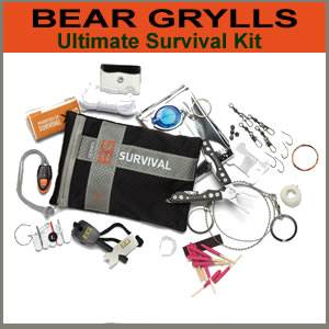 Bear Grylls Ultimate Survival Kit (bearultimate)