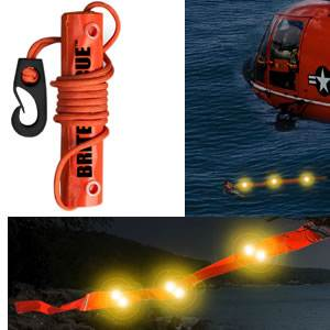 BRITE-RESCUE™ Lighted Signaling System - Floating (BRSS-06)