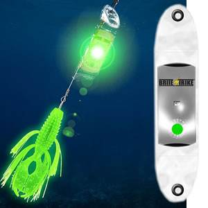 Brite-Strike® Line Lights® Fishing Lure Light - Green (SMAPALS-LL-GRN)