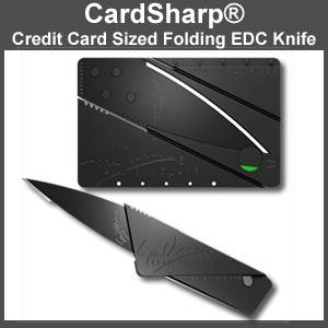 Card Sharp 2 Wallet Folding Knife (IS1BCardsharpknife)