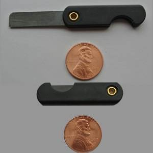Ceramic Razor Folding Knife (SM-CFR)