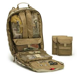 Careful 1000d Molle Tactical First Aid Kid Utility Medical Accessory Bag Pouch Waist Pack Survival Modular Medic Bag Cordura Nylon Pouch Spare No Cost At Any Cost Sports Bags Sports & Entertainment