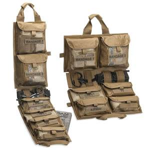 Tactical Medical Kit - Medical Panel Insert (TMK-MPI) (SM-01246)