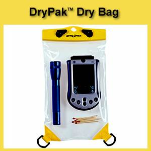 DryPak™ Locking Dry Pouch 9 in. x 6 in. (272862)