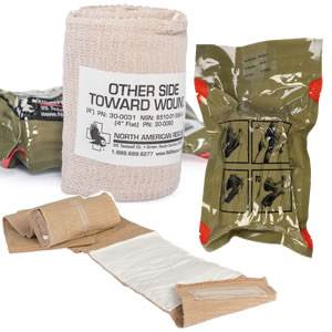 Emergency Trauma Dressing (ETD) Tactical (30-0031-32)