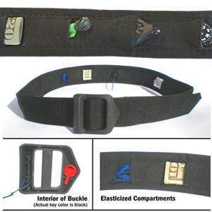 Escape / Travel Belt - Covert Storage (SM-ETB)