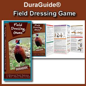 Field Dressing Game - DuraGuide (WPGFDG-011)
