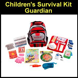 Child Survival Kit - Guardian (SKCK)