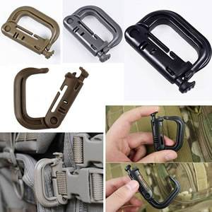 GrimLOC Polymer Tactical Accessory Carabiner (SMITW41CB-T-F)