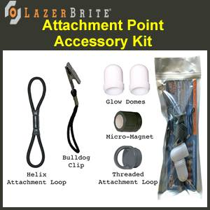 LazerBrite® Attachment Point Accessory Kit (TLS-335)