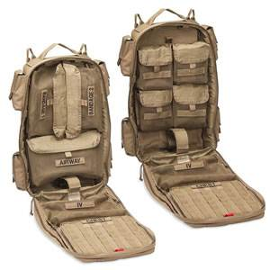 Medic Backpack - Tactical - TMK-ME (SM-01277)