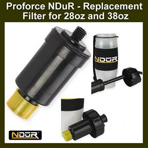NDuR Radiological Replacement Filter for 28oz to 30oz. (SM52050)