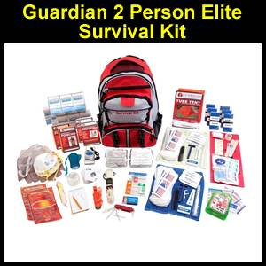Guardian 2 Person Elite Survival kit (SKT2)