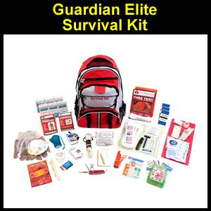 Guardian Elite Survival Kit (SKTK)