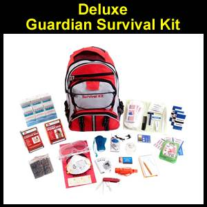 Guardian Deluxe Survival Kit (SKXK)