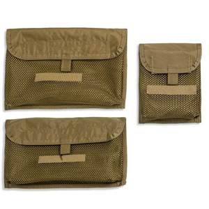 Mesh Medical Pouches - Hook Backed (SM-99015-17)