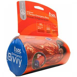 SOL TWO Person Emergency Bivvy - XL (0140-1139)
