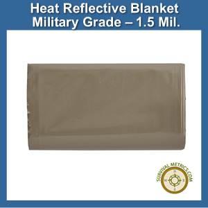 Survival Blankets, Bivvys, Tents, Tarps | Survival Metrics, LLC