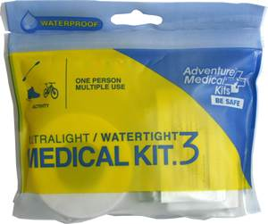 UltraLight & Watertight .3 (0125-0297new)
