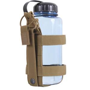 Water Bottle Carrier - Lightweight - MOLLE (SM2110)