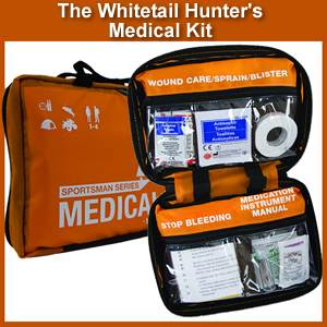 Whitetail Medical Kit (0105-0387)