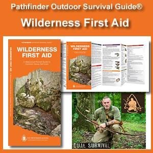 Wilderness First Aid Pathfinder Outdoor Survival Guide® (WPGWFA-007)